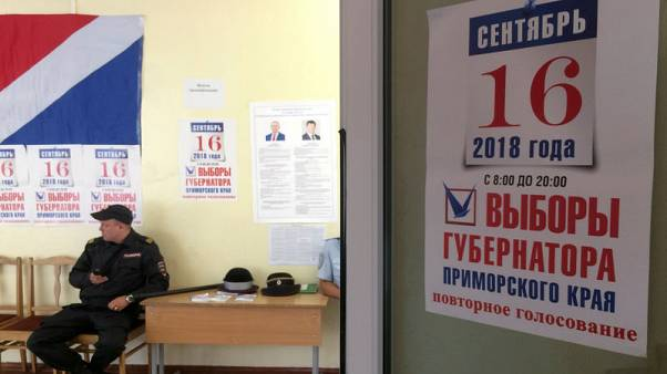 Election in Russia's Far East to be re-run after fraud scandal