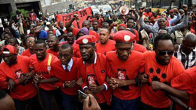 Uganda tightens security ahead of Museveni critic's return