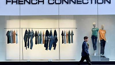 French Connection's half-year loss narrows, but sales drop
