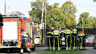 Four children killed in Netherlands as train hits 'cargo' bicycle