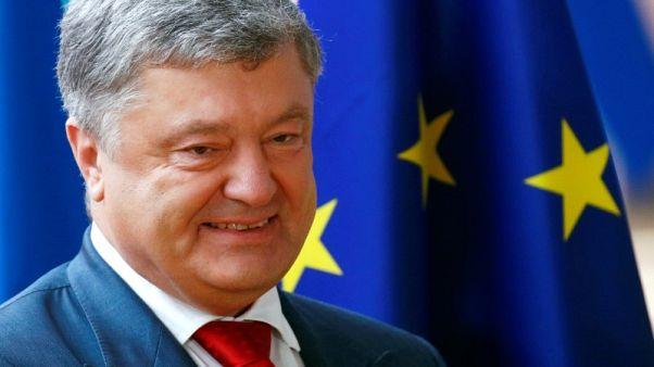 الرئيس الأوكراني يحذر من تخفيف العقوبات على روسيا