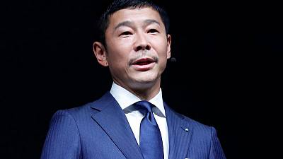 Japan clothing magnate Maezawa chases spot in business firmament