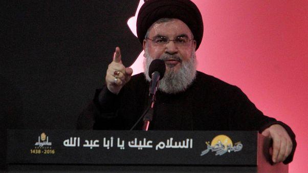 نصر الله: حزب الله بات يمتلك صواريخ دقيقة رغم ضربات إسرائيل في سوريا