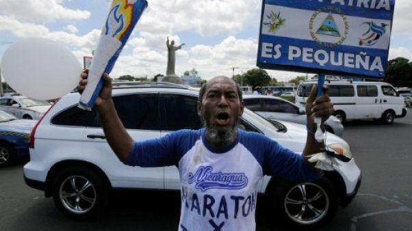 Nicaragua: Alex Vanegas, 62 ans, une victime parmi d'autres des représailles contre les manifestants