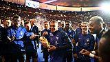 Classement Fifa: la France et la Belgique se partagent la tête