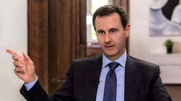إنترفاكس: الكرملين تلقى برقية من الأسد بشأن إسقاط الطائرة الروسية
