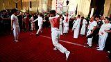 Millions of Shi'ites express suffering in Ashura ritual in Iraq
