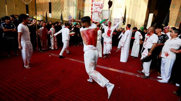Millions of Shi'ites express suffering in Ashura ritual in Iraq