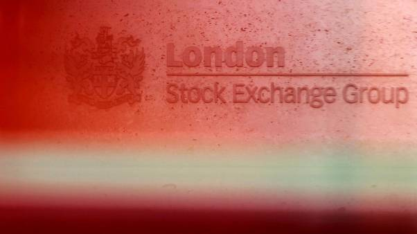 FTSE lags European peers as upbeat data boosts pound