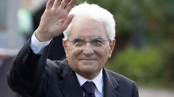 Mattarella a Int, Lombardia guida Paese