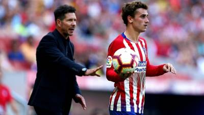 Espagne: réveils attendus pour l'Atlético et Valence
