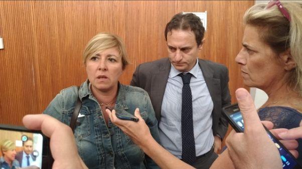 Figlia Borsellino, solidale con Procura