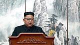 """Kim souhaite un deuxième sommet avec Trump """"à une date rapprochée"""", selon le président sud-coréen"""