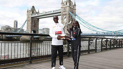 London Marathon raises record 63.7 million pounds for charity