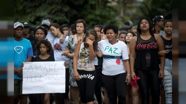 Brésil: les favelas, laissées pour compte de la campagne électorale