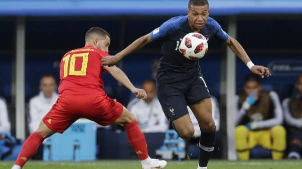 Belgio e Francia guidano Ranking Fifa