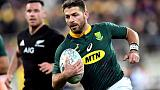 Boks release duo to English clubs ahead of Australia showdown