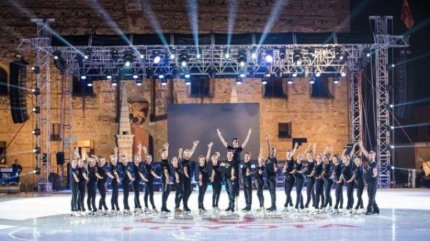 Ghiaccio: Opera on Ice a Marostica