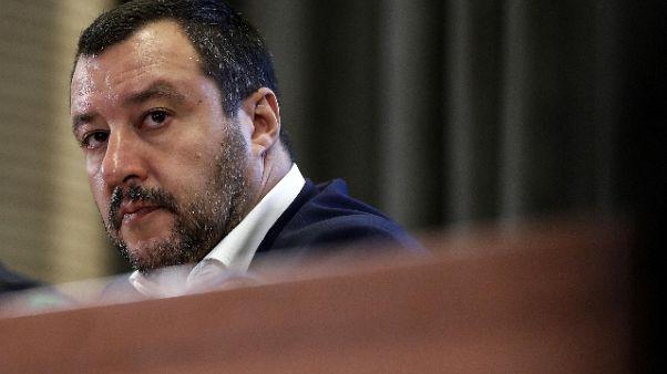 Manovra: Salvini, Iva non aumenta