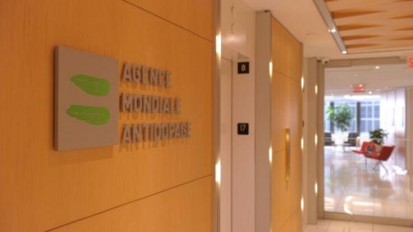 Siège de l'Agence mondiale antidopage, à Montréal, le 20 septembre 2016