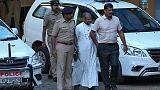 Vatican temporarily suspends Indian bishop accused of raping nun