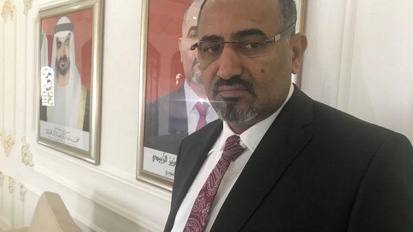 Yemen separatist leader says Hodeidah offensive will not stop