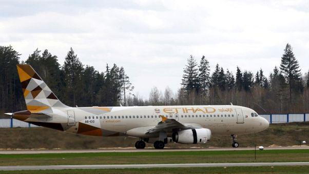 ملخص-بلومبرج: طيران الإمارات تسعى لشراء الاتحاد لإقامة أكبر شركة طيران في العالم