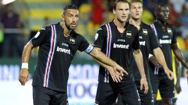 Quagliarella'Mourinho mi voleva a Inter'