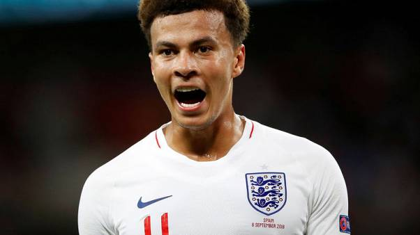 Spurs midfielder Alli must prove fitness ahead of Brighton clash