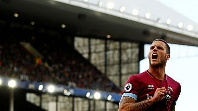 West Ham's Arnautovic a doubt for Chelsea visit