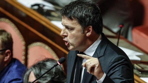 Milleproroghe:Renzi,governo rinvia tutto