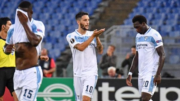 Europa League: Lazio-Apollon 2-1