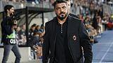 Europa League: Gattuso, contava vincere