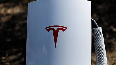 Tesla VP of global supply management resigns - Bloomberg