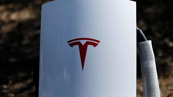 Tesla VP of global supply management resigns - Bloomberg