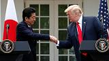 Japan PM Abe, U.S. President Trump to hold summit on September 26