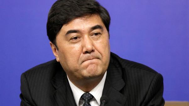 China places top energy official, a senior Uighur, under investigation