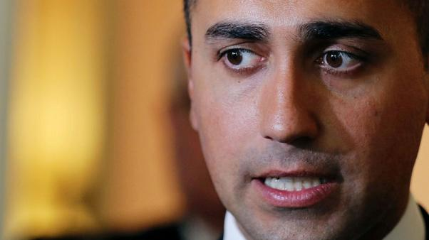 Italy's Di Maio says government united to keep election pledges