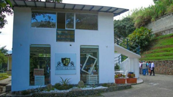 La Colombie ferme un musée dédié à l'ex-baron de la drogue Pablo Escobar