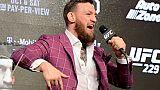 """MMA: McGregor de retour contre Nurmagomedov pour """"l'amour de la guerre"""""""