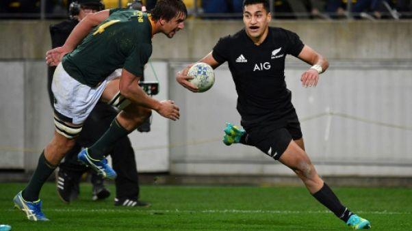 Rugby: les frères Ioane signent un contrat de longue durée avec la Nouvelle-Zélande