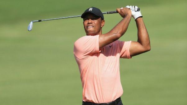 Tour Championship: l'ex-N.1 mondial de golf, Tiger Woods se prend à rêver