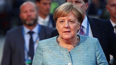 Spymaster row weakens Merkel, support for far-right climbs - poll