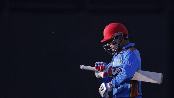 Cricket - Afghan sensation Rashid celebrates 20th birthday in style