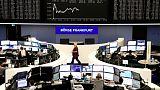 أسهم أوروبا ترتفع مع انحسار مخاوف الحرب التجارية