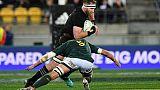 Rugby Championship: les All Blacks sans leur capitaine Read en Argentine