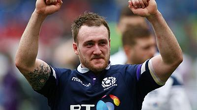 Scotland's Hogg to miss November tests after ankle surgery