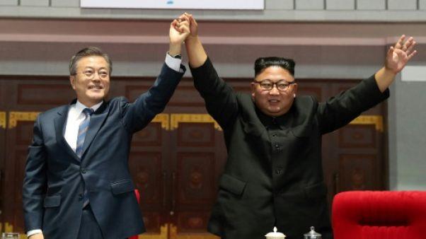 """Nucléaire nord-coréen: le """"pari dangereux"""" de Séoul vis-à-vis de Pyongyang"""