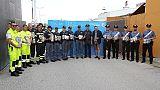 Poliziotti altoatesini all'Oktoberfest