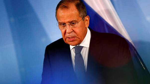 Russia's Lavrov says U.S. is threat to Syria's territorial integrity - Interfax